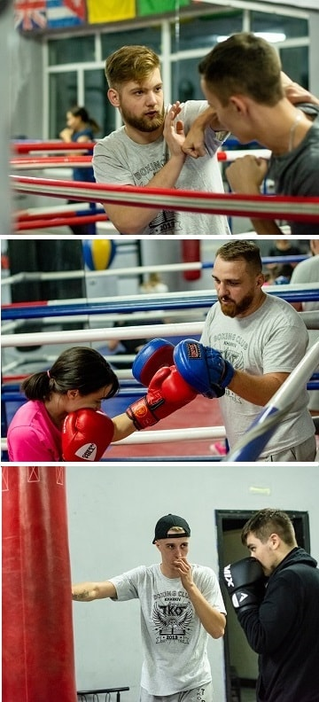 Желаете заниматься боксом?