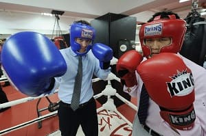 офисные боксеры